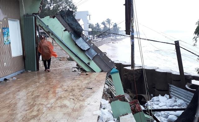 Hậu bão số 5, người dân chật vật vật lộn với cuộc sống - 4