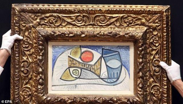 Hiếm hoi: Tranh Picasso, Monet, Van Gogh... cùng xuất hiện trên thị trường - 2
