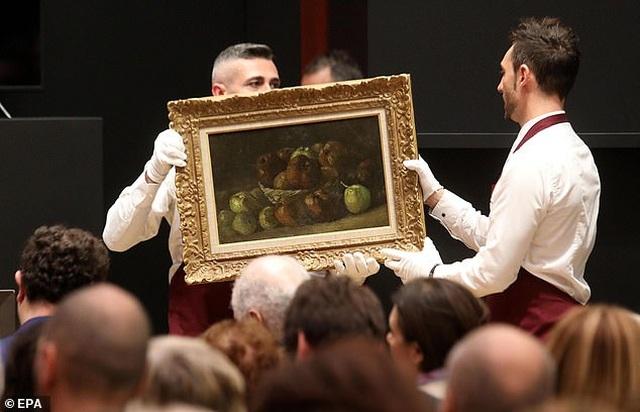Hiếm hoi: Tranh Picasso, Monet, Van Gogh... cùng xuất hiện trên thị trường - 3
