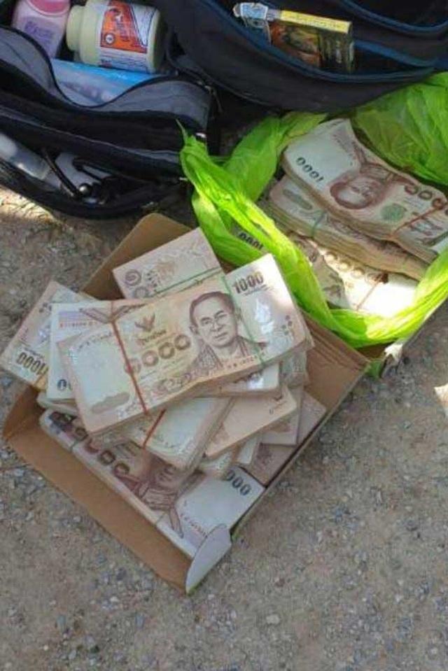 Thái Lan bắt nghi phạm sát hại nữ triệu phú rồi đổ bê tông giấu vào tủ lạnh - 2
