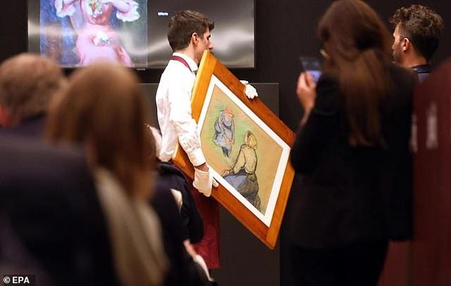 Hiếm hoi: Tranh Picasso, Monet, Van Gogh... cùng xuất hiện trên thị trường - 4