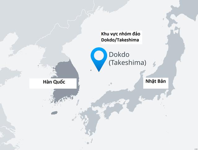 Trực thăng Hàn Quốc rơi gần đảo tranh chấp với Nhật Bản, 7 người mất tích - Ảnh minh hoạ 2
