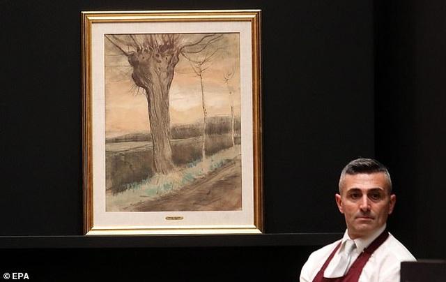 Hiếm hoi: Tranh Picasso, Monet, Van Gogh... cùng xuất hiện trên thị trường - 5