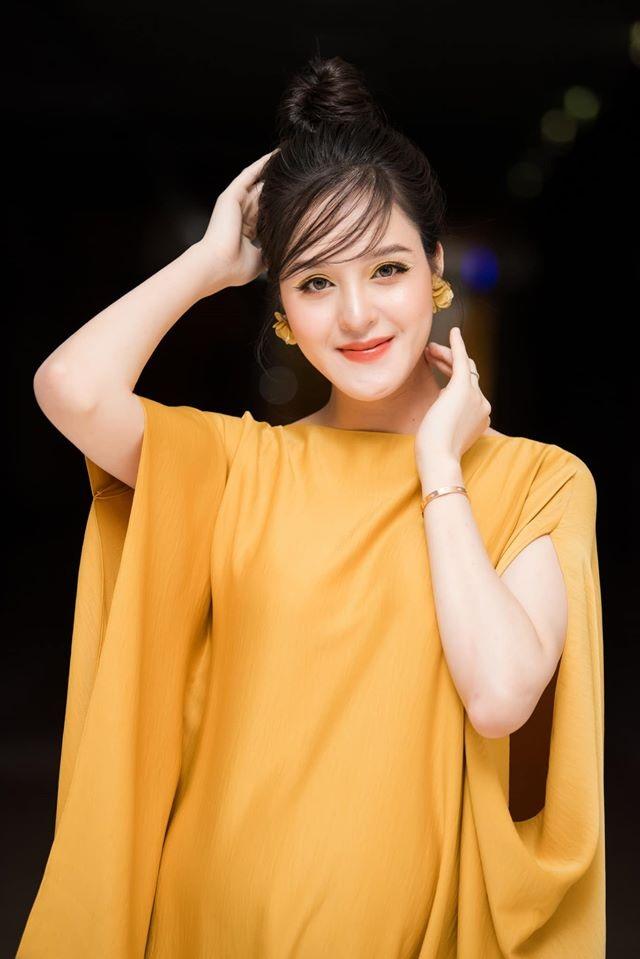 """Huyền My """"chơi trội"""" nhất dàn á hậu Việt Nam  - 8"""