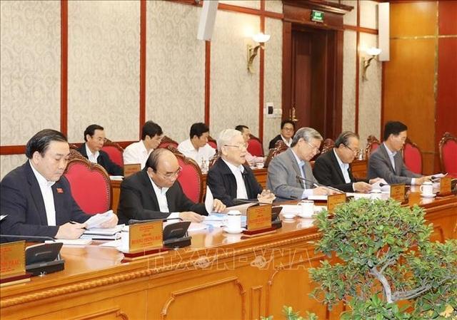 Tổng Bí thư chủ trì họp Bộ Chính trị sửa quy định về Ban Chỉ đạo phòng chống tham nhũng - 2