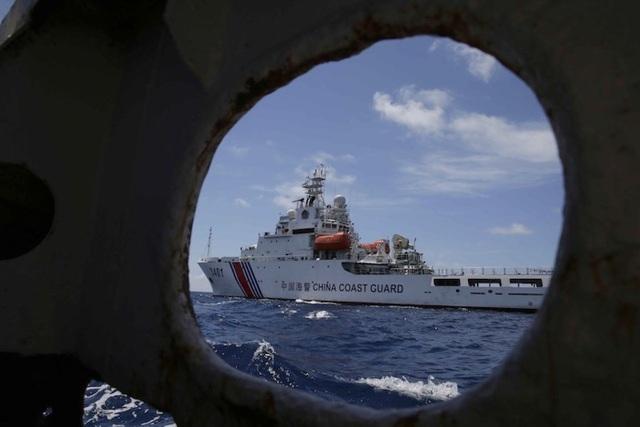 Tuần duyên Mỹ đối phó tham vọng bành trướng của Trung Quốc tại Biển Đông - 3