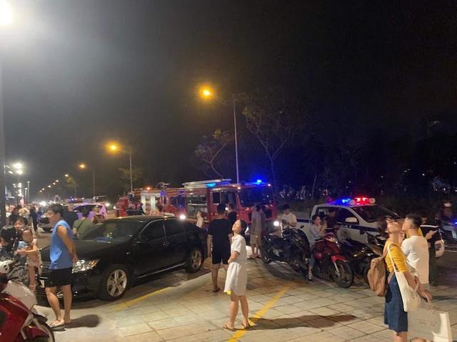 Chung cư The Park Residence công bố thông tin vụ cháy Block B3 - 1