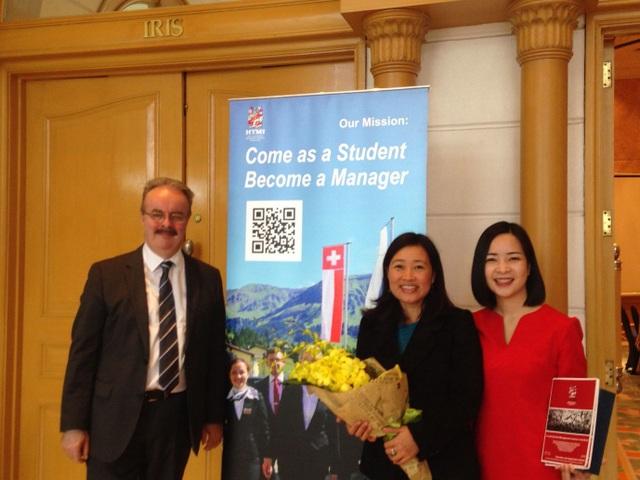 Du học tiết kiệm và trải nghiệm ba Châu lục tại trường HTMi - 2