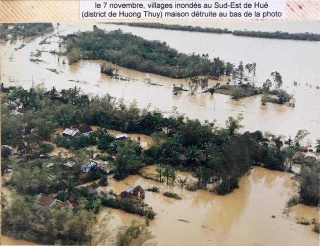 Nhìn lại hình ảnh trận lũ kinh hoàng năm 1999 cướp sinh mạng 352 người - 2