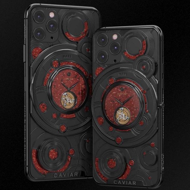 Choáng với chiếc iPhone 11 Pro Max siêu xa xỉ, có giá hơn 1,65 tỷ đồng - 2