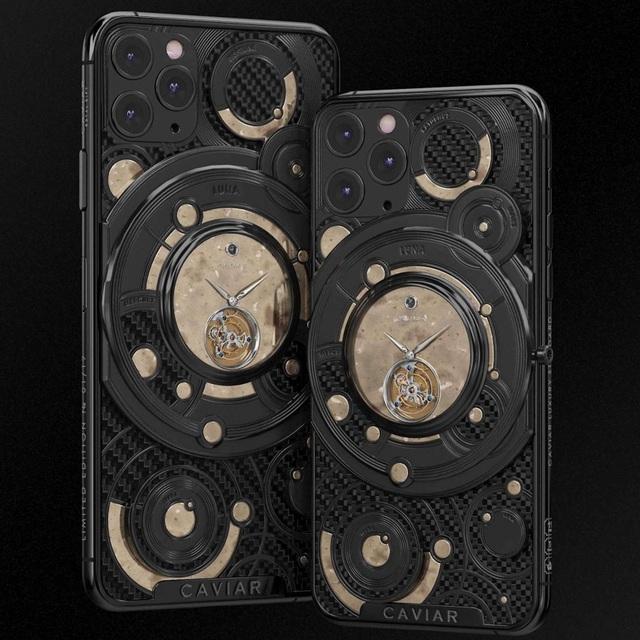 Choáng với chiếc iPhone 11 Pro Max siêu xa xỉ, có giá hơn 1,65 tỷ đồng - 3