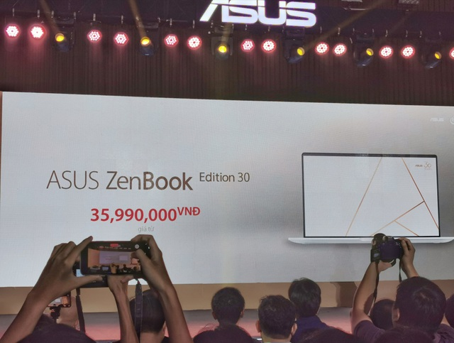 Laptop 2 màn hình, gaming phone, và loạt đồ chơi công nghệ tại Asus Expo 2019 - 7