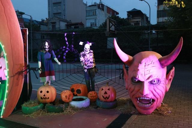 Lạc bước vào Halloween ma mị cùng Ciputra Hanoi - 1