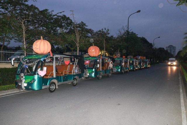 Lạc bước vào Halloween ma mị cùng Ciputra Hanoi - 4