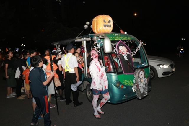 Lạc bước vào Halloween ma mị cùng Ciputra Hanoi - 5