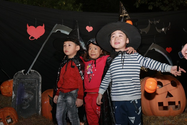 Lạc bước vào Halloween ma mị cùng Ciputra Hanoi - 7