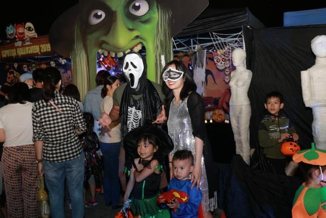 Lạc bước vào Halloween ma mị cùng Ciputra Hanoi - 8