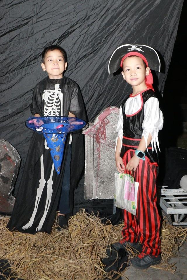 Lạc bước vào Halloween ma mị cùng Ciputra Hanoi - 9