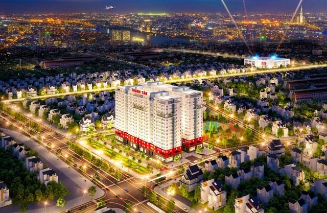 Nắm bắt cơ hội hiếm có, sở hữu căn hộ liền kề Sài Gòn - 1
