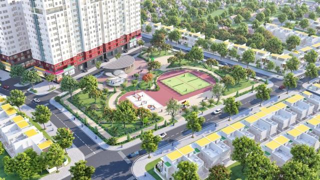 Nắm bắt cơ hội hiếm có, sở hữu căn hộ liền kề Sài Gòn - 2