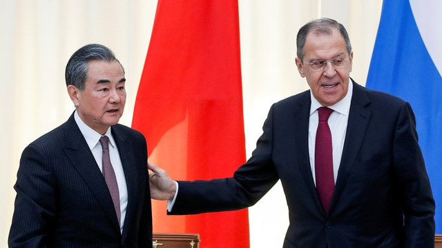 Nga tuyên bố không lập liên minh quân sự với Trung Quốc - 1