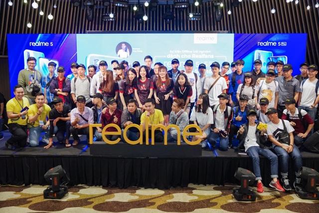 Realme xếp hạng 07 trong Top thương hiệu smartphone tăng trưởng nhanh nhất thế giới - 7