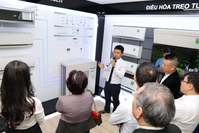Panasonic khai trương trung tâm đào tạo về điều hòa đầu tiên tại Hà Nội - 1