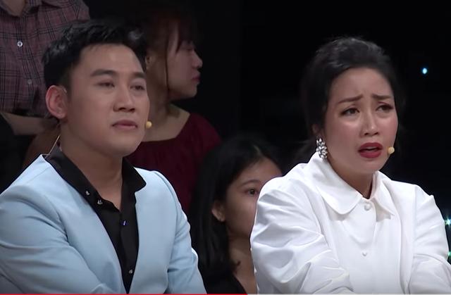 Phú Quang khóc nghẹn, kể về người thanh niên bỏ mạng khi lao động xa xứ
