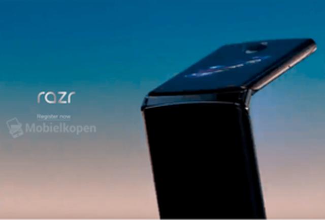 Lộ ảnh smartphone màn hình gập của Motorola với thiết kế huyền thoại - 4