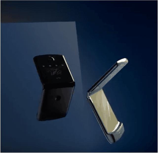 Lộ ảnh smartphone màn hình gập của Motorola với thiết kế huyền thoại - 5