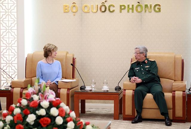 Việt Nam - Hoa Kỳ thúc đẩy các hoạt động hợp tác khắc phục hậu quả sau chiến tranh - 1