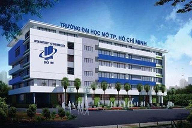 Trường Đại học Mở TP.HCM tuyển dụng Giảng viên trình độ Tiến sĩ 2019 - 1