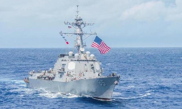 Tuần duyên Mỹ đối phó tham vọng bành trướng của Trung Quốc tại Biển Đông - 1