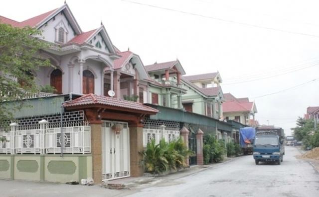 Ngôi làng tỷ phú ở Việt Nam – nơi tiền kiều hối gửi về để xây những biệt thự nguy nga - 1