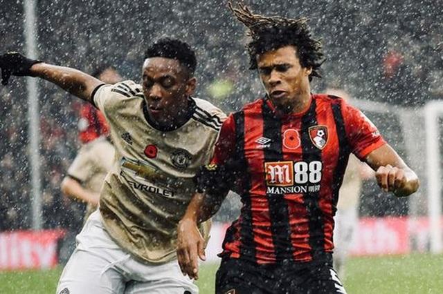 """Bournemouth 1-0 Man Utd: """"Quỷ đỏ"""" trở lại mặt đất - Ảnh minh hoạ 10"""