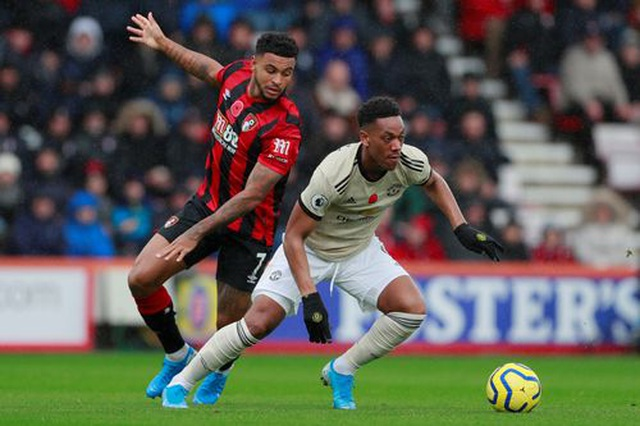 """Bournemouth 1-0 Man Utd: """"Quỷ đỏ"""" trở lại mặt đất - Ảnh minh hoạ 8"""