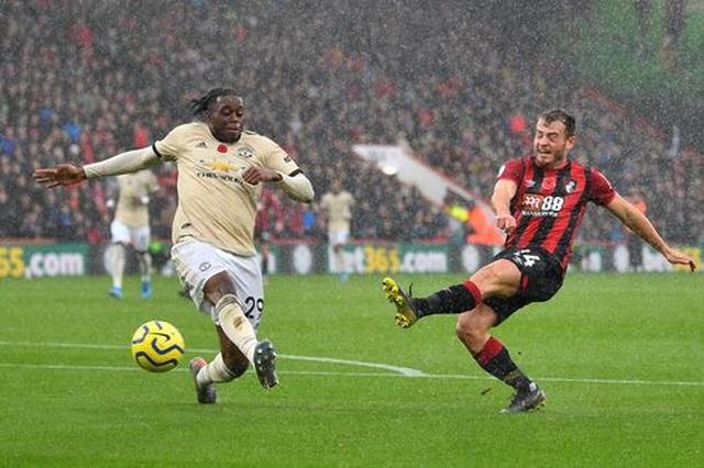 """Bournemouth 1-0 Man Utd: """"Quỷ đỏ"""" trở lại mặt đất - Ảnh minh hoạ 11"""