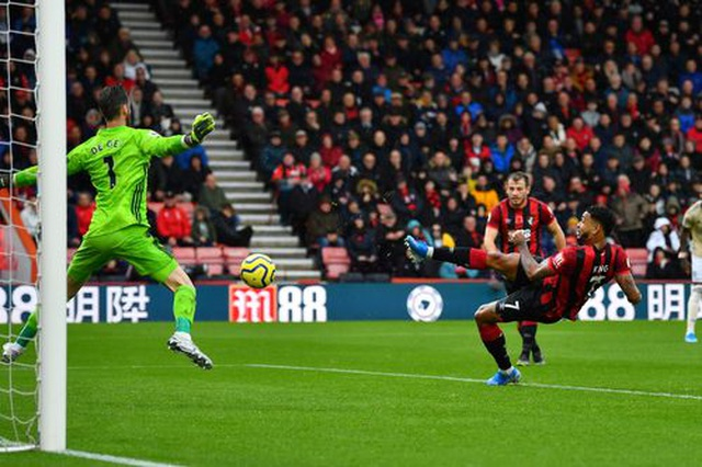 """Bournemouth 1-0 Man Utd: """"Quỷ đỏ"""" trở lại mặt đất - Ảnh minh hoạ 12"""