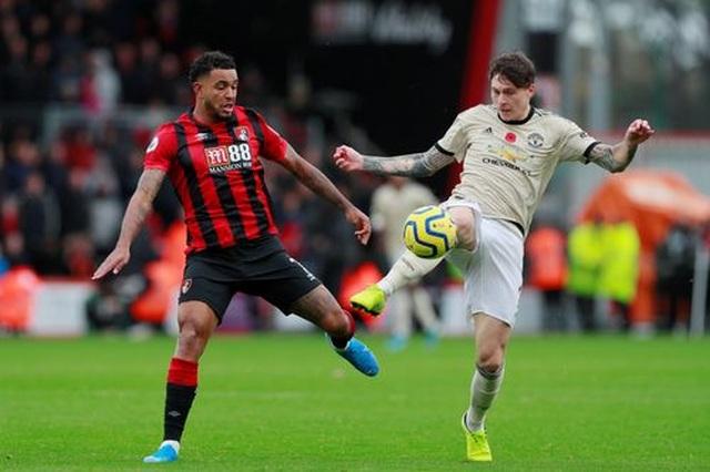 """Bournemouth 1-0 Man Utd: """"Quỷ đỏ"""" trở lại mặt đất - Ảnh minh hoạ 16"""