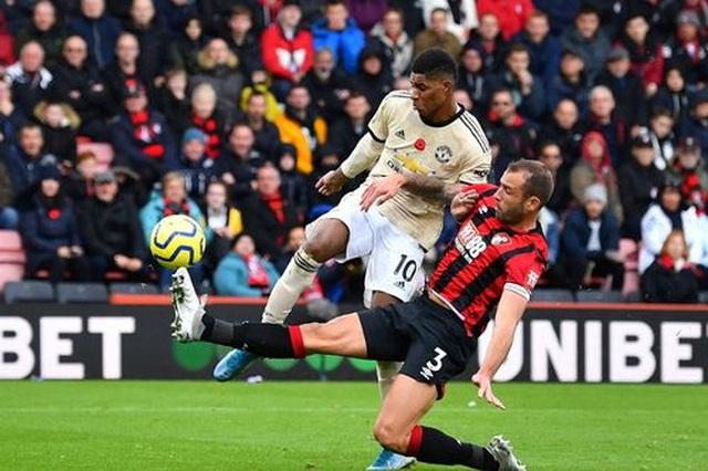 """Bournemouth 1-0 Man Utd: """"Quỷ đỏ"""" trở lại mặt đất"""