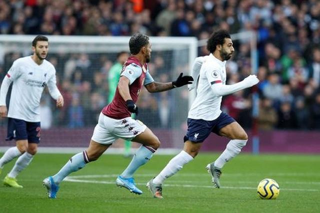 Aston Villa 1-2 Liverpool: Cú lội ngược dòng bất ngờ - 6