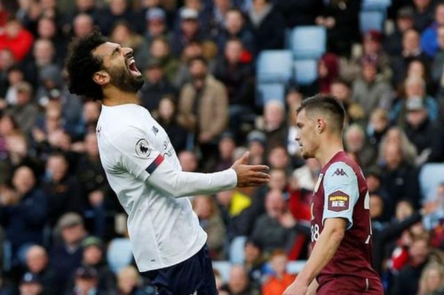 Aston Villa 1-2 Liverpool: Cú lội ngược dòng bất ngờ - 9