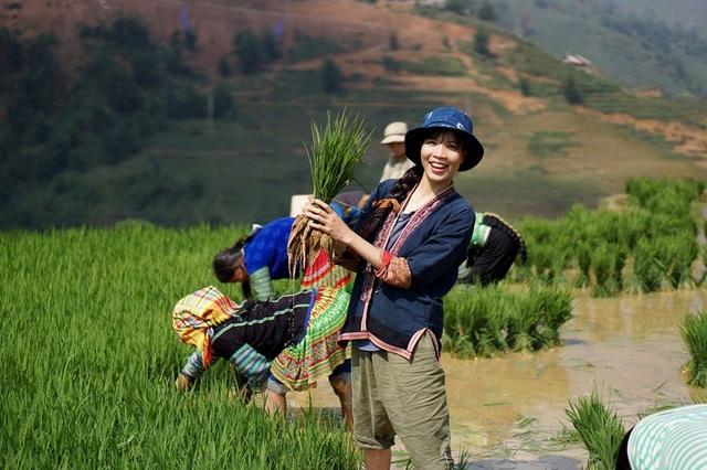 """Cận cảnh cuộc sống đẹp như mơ của cô gái được ví là """"tiên nữ đồng quê"""" của Việt Nam - 13"""