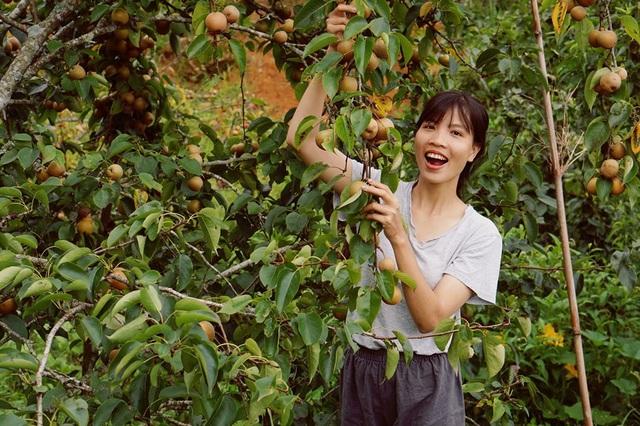 """Cận cảnh cuộc sống đẹp như mơ của cô gái được ví là """"tiên nữ đồng quê"""" của Việt Nam - 8"""