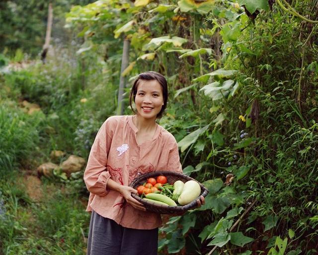 """Cận cảnh cuộc sống đẹp như mơ của cô gái được ví là """"tiên nữ đồng quê"""" của Việt Nam - 4"""