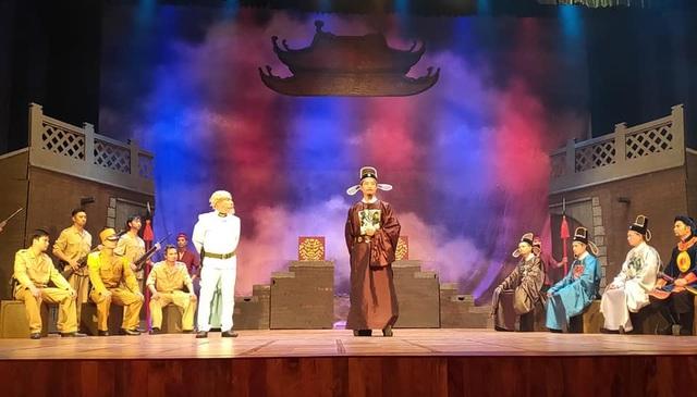 Ra mắt vở kịch về Tổng đốc Hoàng Diệu nhân 1010 năm Thăng Long - Hà Nội - 4