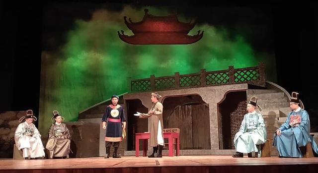 Ra mắt vở kịch về Tổng đốc Hoàng Diệu nhân 1010 năm Thăng Long - Hà Nội - 2