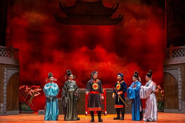 Ra mắt vở kịch về Tổng đốc Hoàng Diệu nhân 1010 năm Thăng Long - Hà Nội - 1