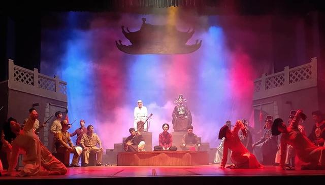Ra mắt vở kịch về Tổng đốc Hoàng Diệu nhân 1010 năm Thăng Long - Hà Nội - 3