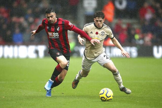 """Bournemouth 1-0 Man Utd: """"Quỷ đỏ"""" trở lại mặt đất - Ảnh minh hoạ 14"""